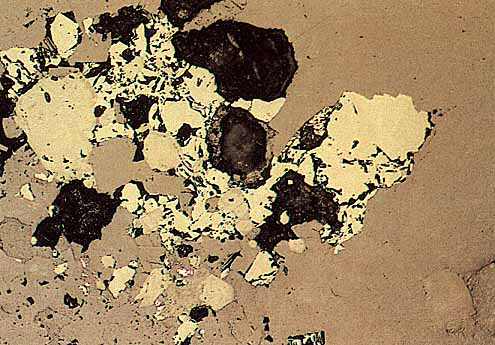 Virtual Atlas Of Opaque And Ore Minerals